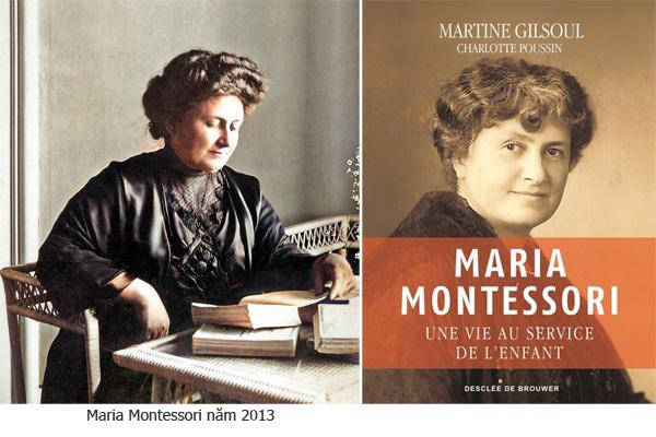 Maria Montessori une vie au service de l'enfant