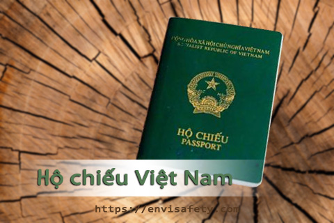 Hộ chiếu Việt nam ::: passeport vietnamien