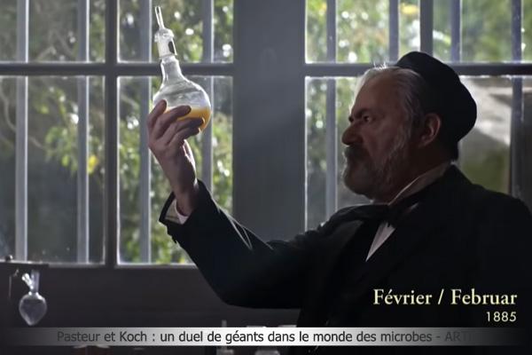 Nhà hóa học Pasteur Louis