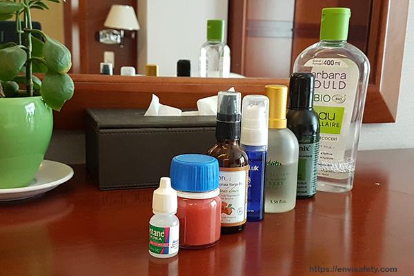 Mĩ phẩm làm sạch và dưỡng da
